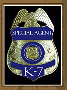 Special Agent K-7 full movie download