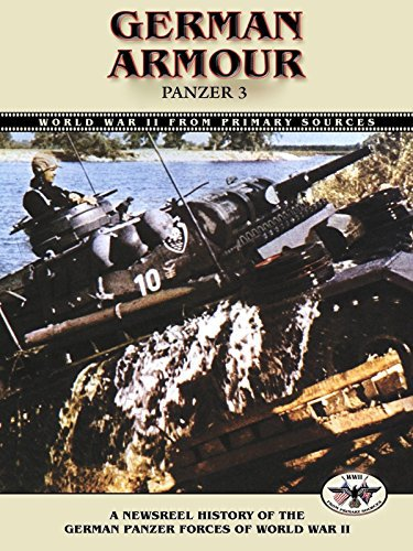 German Armour: The Panzer III on FREECABLE TV