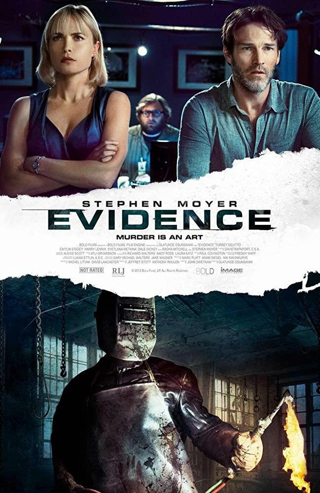 Evidence  Streaming VF