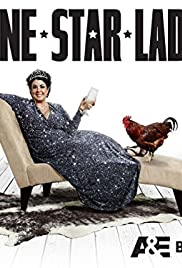 Lone Star Lady Poster