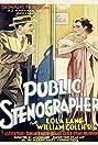 Public Stenographer (1934) Poster