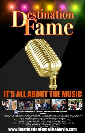 Musical Destination Fame Movie