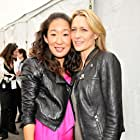 Robin Wright and Sandra Oh at an event for The 2009 Independent Spirit Awards (2009)