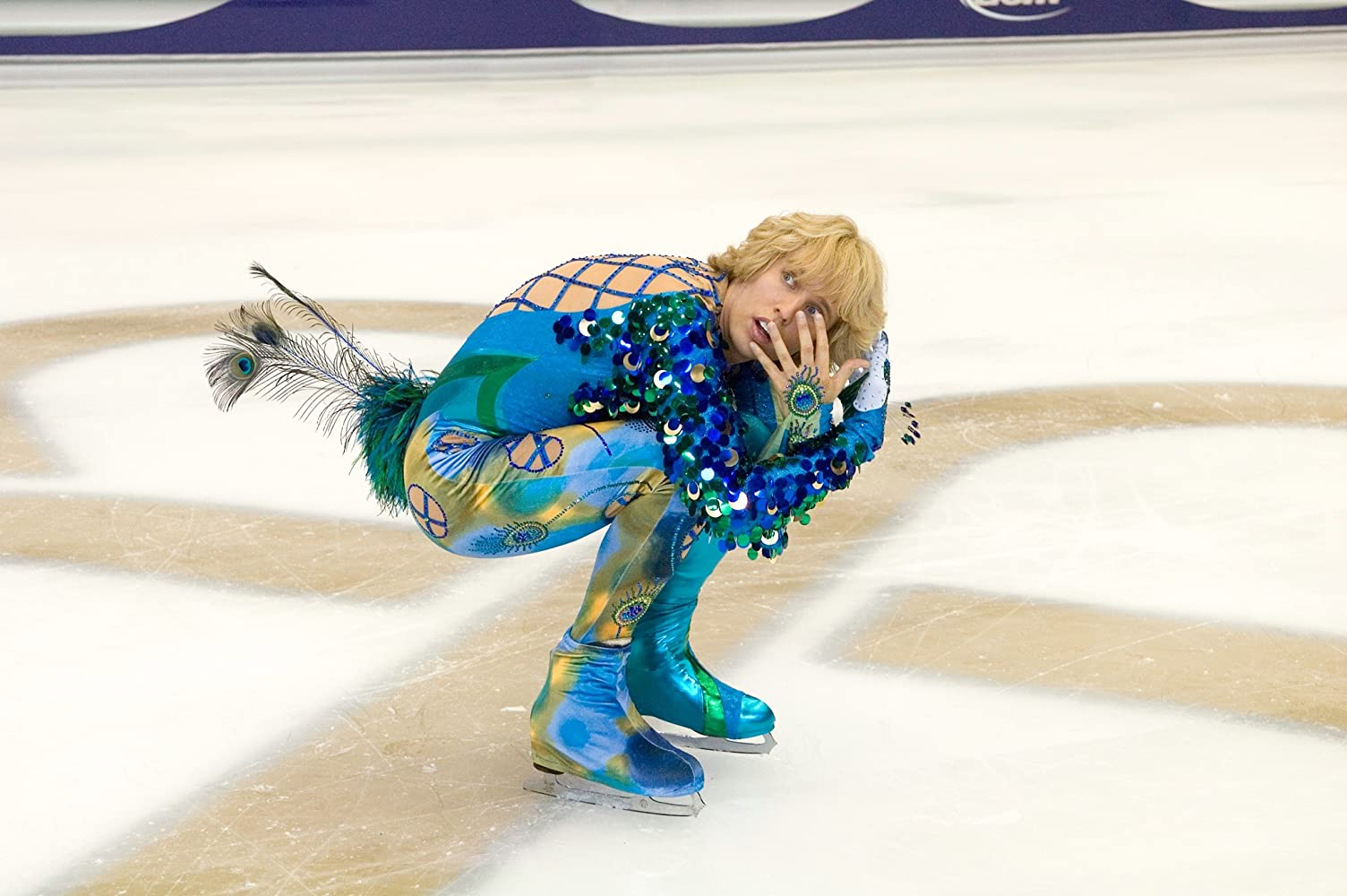 Jon Heder in Blades of Glory (2007)