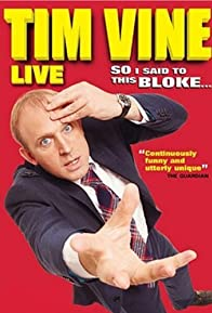 Primary photo for Tim Vine