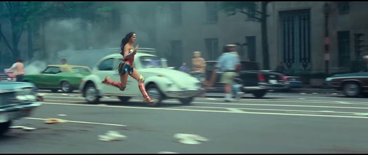 Đánh giá Phim Wonder Woman 1984