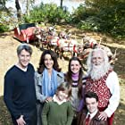 """The cast of """"The Night Before the Night Christmas"""""""