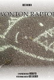Wonton Raptor Poster