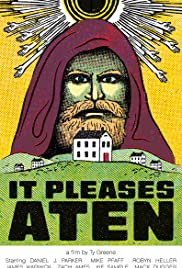 It Pleases Aten Poster