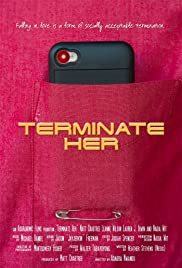 Terminate Her Poster