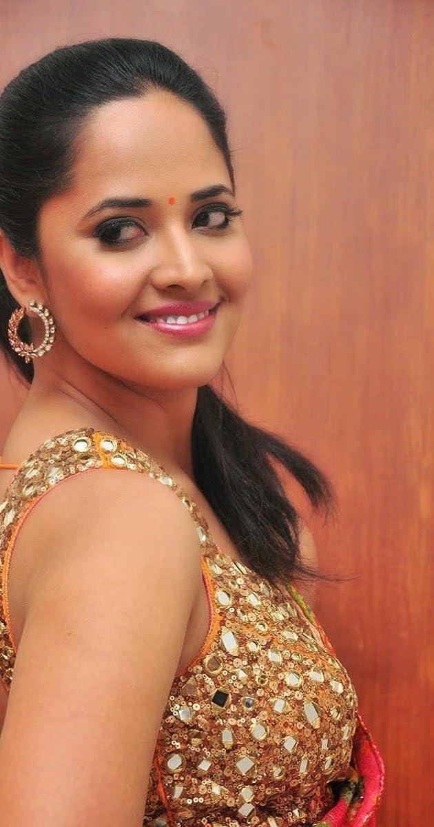 Anasuya Bharadwaj - News - IMDb