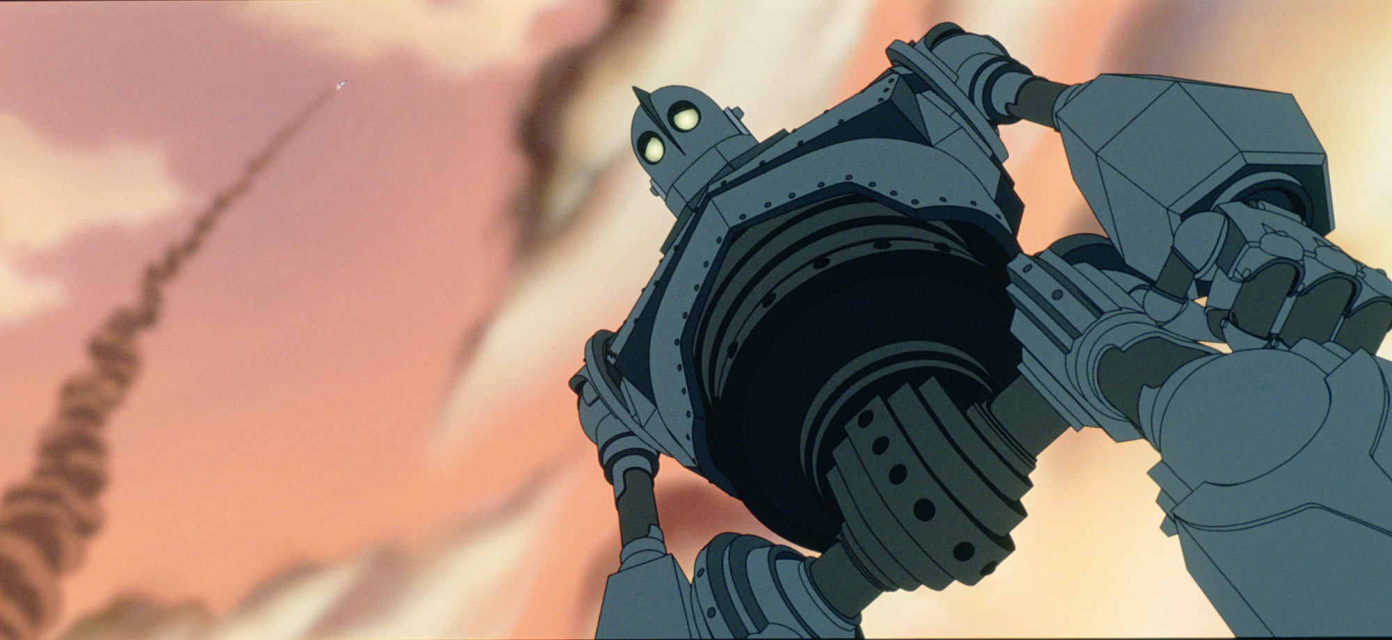 Vin Diesel in The Iron Giant (1999)