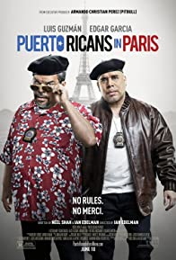 Primary photo for Puerto Ricans in Paris