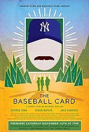 The Baseball Card Poster