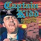 Randolph Scott, Charles Laughton, Barbara Britton, and Gilbert Roland in Captain Kidd (1945)