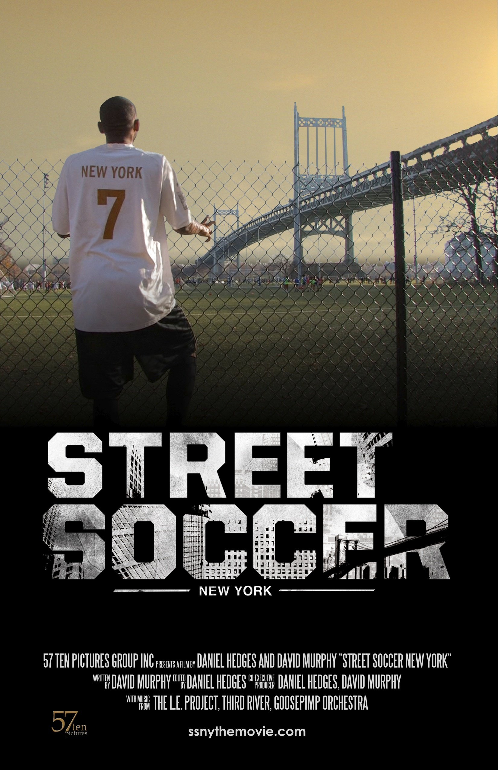 Street Soccer: New York on FREECABLE TV