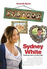 Amanda Bynes, Adam Hendershott, Sara Paxton, and Matt Long in Sydney White (2007)