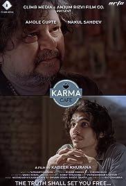 Karma Café Poster
