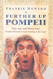 Further Up Pompeii Poster