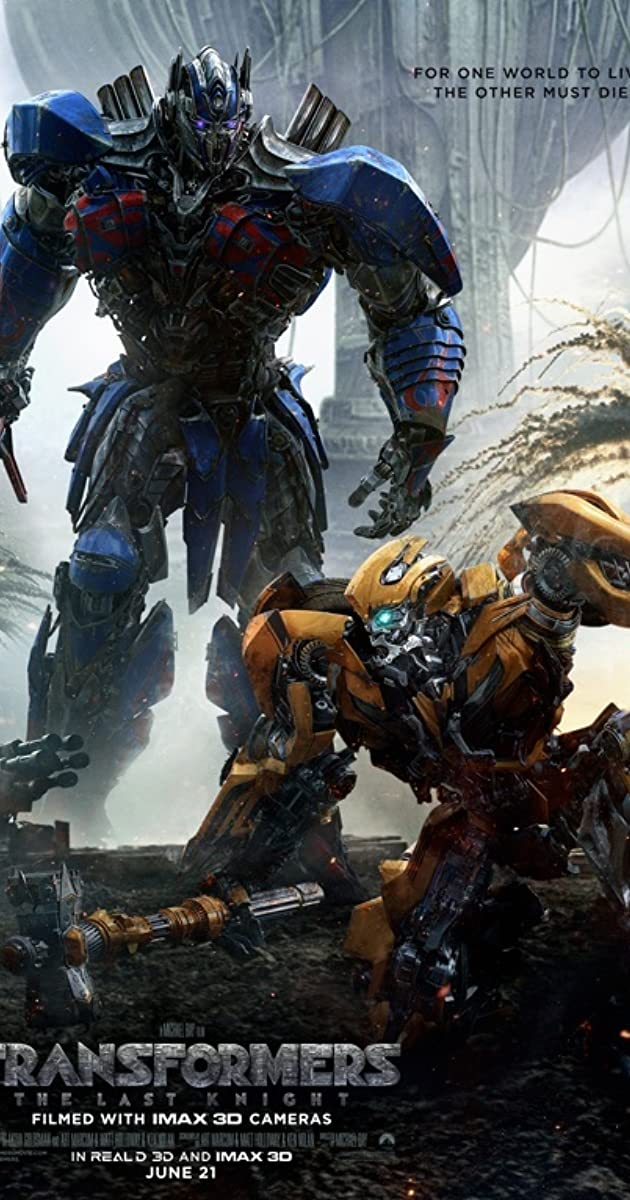 Watch Full HD Movie Transformers: The Last Knight (2017)