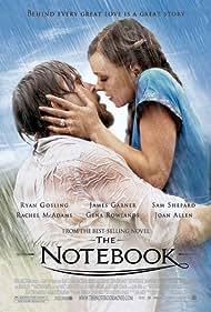 Ryan Gosling and Rachel McAdams in The Notebook (2004)