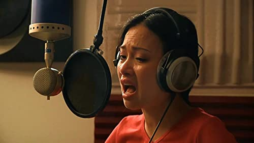 Ha Phuong - Lost in a Dream - Recording studio.