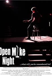 Open Mike Night Poster