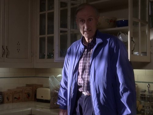 James Cromwell in Six Feet Under (2001)