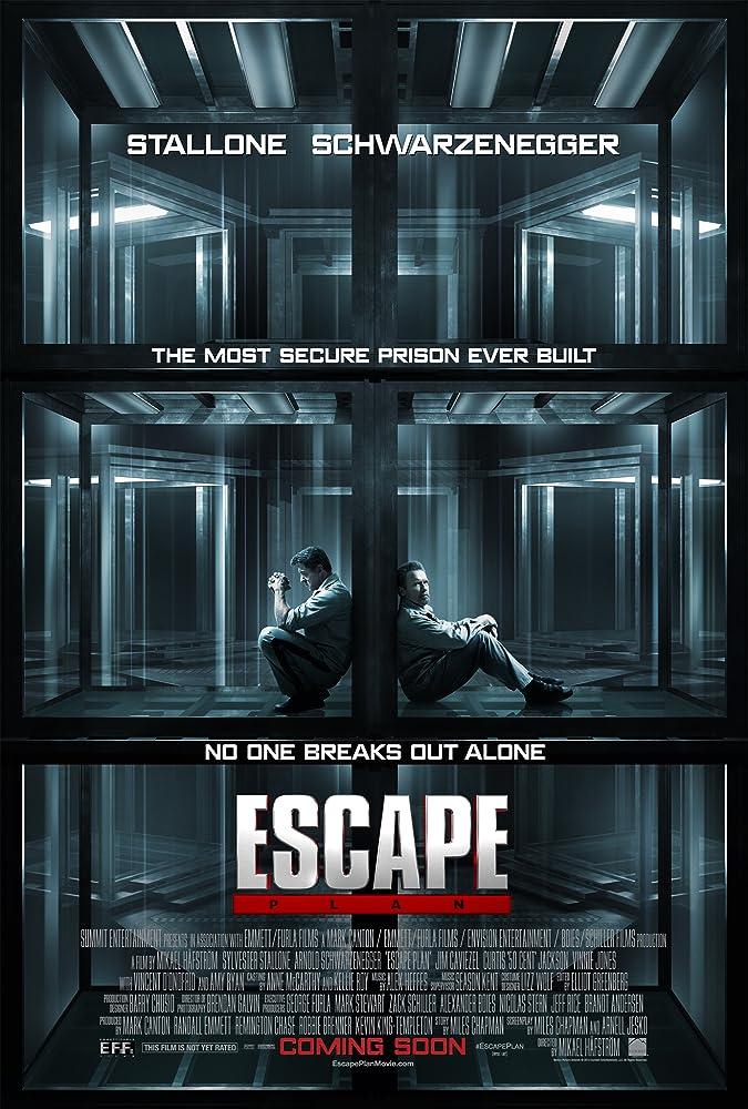 Escape Plan 2013 Dual Audio 720p Hindi BluRay 1GB Download