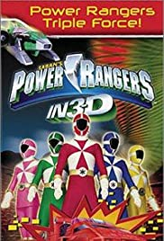 Power Rangers in 3D: Triple Force Poster