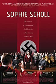 Primary photo for Sophie Scholl: The Final Days