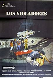 Los violadores (1981) Poster - Movie Forum, Cast, Reviews