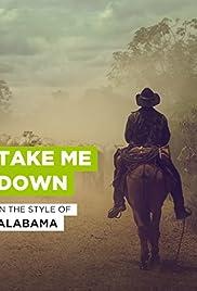Alabama: Take Me Down Poster