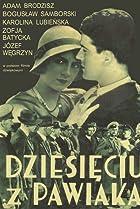 Dziesieciu z Pawiaka (1931) Poster