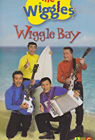 Murray Cook, Jeff Fatt, Anthony Field, and Greg Page in The Wiggles: Wiggle Bay (2002)
