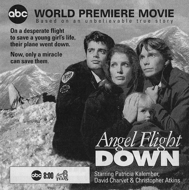 Angel Flight Down Tv Movie 1996 Photo Gallery Imdb