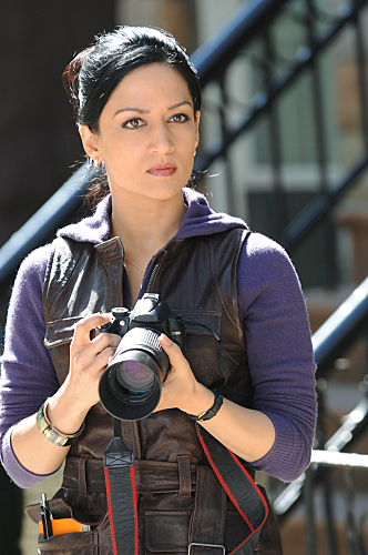 Archie Panjabi in The Good Wife 2009