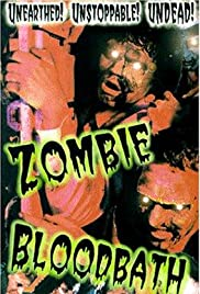 Zombie Bloodbath Poster