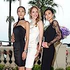 Laura Weissbecker, Xingtong Yao, and Zoe Zhang at an event for Sap ji sang ciu (2012)