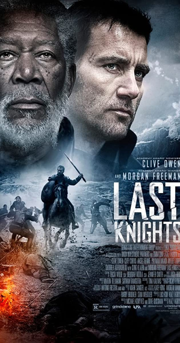 Subtitle of Last Knights