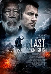 Watching a torrent movie Last Knights [640x960]