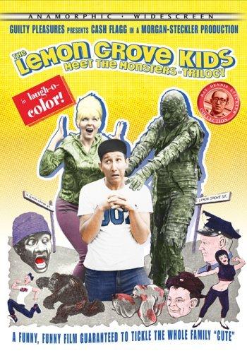 Lemon Grove Kids Meet The Monsters 1965