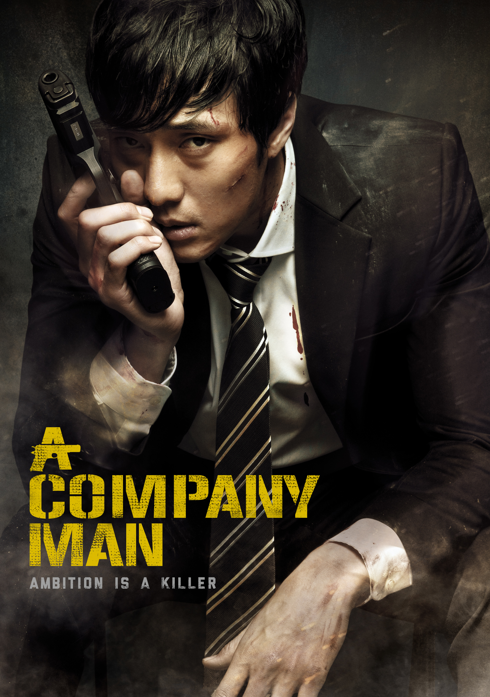A Company Man 2012 Hindi ORG Dual Audio 350MB BluRay ESubs Download