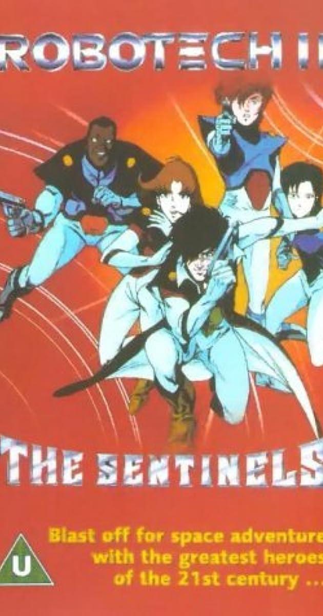 Robotech II: The Sentinels (Video 1988) - Robotech II: The