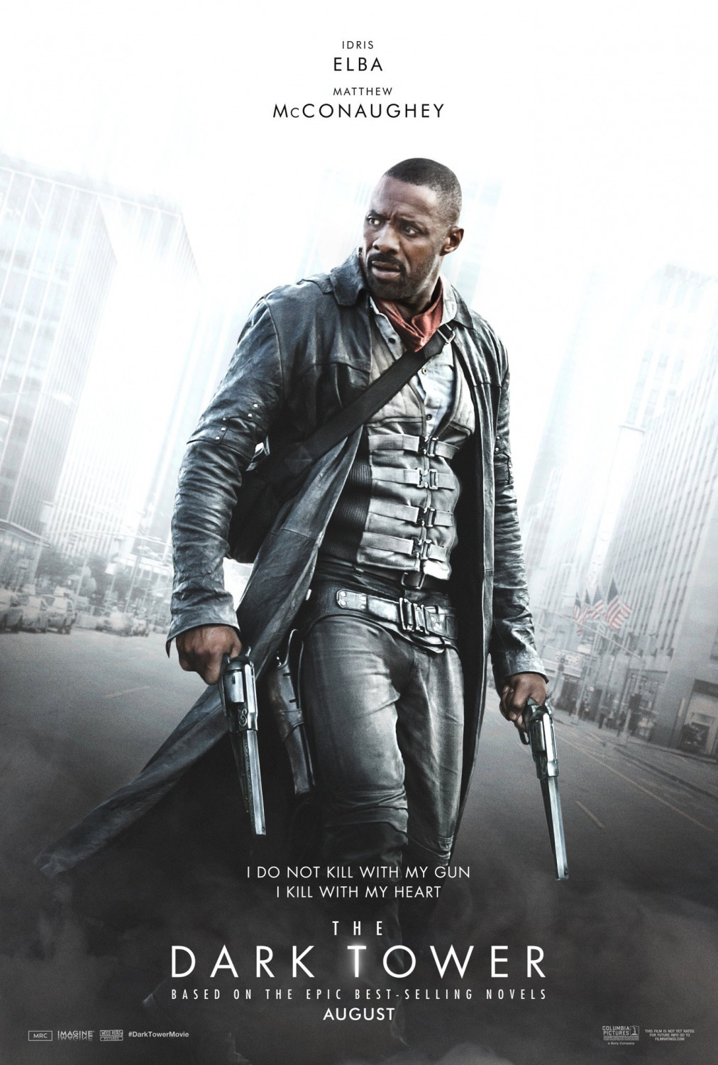 The Dark Tower 2017 Hindi Dual Audio 1080p BluRay 1.7GB Download