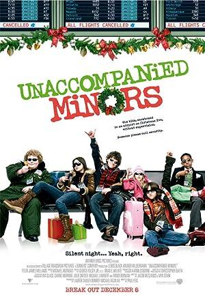 Unaccompanied Minors Poster Image