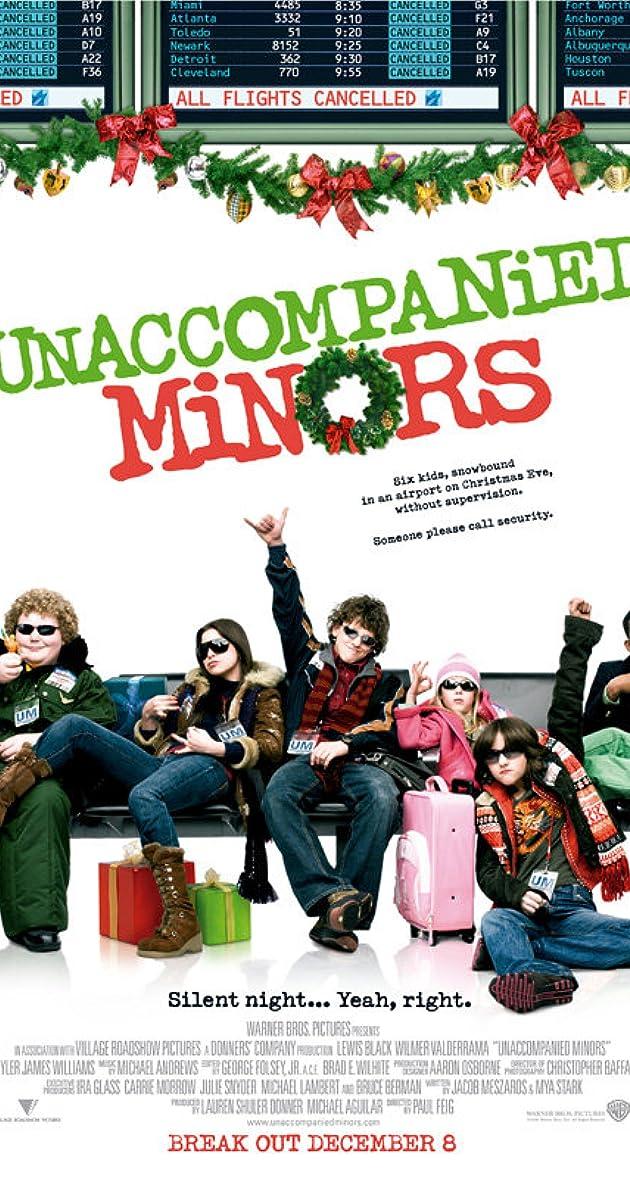 Unaccompanied Minors (2006) - IMDb