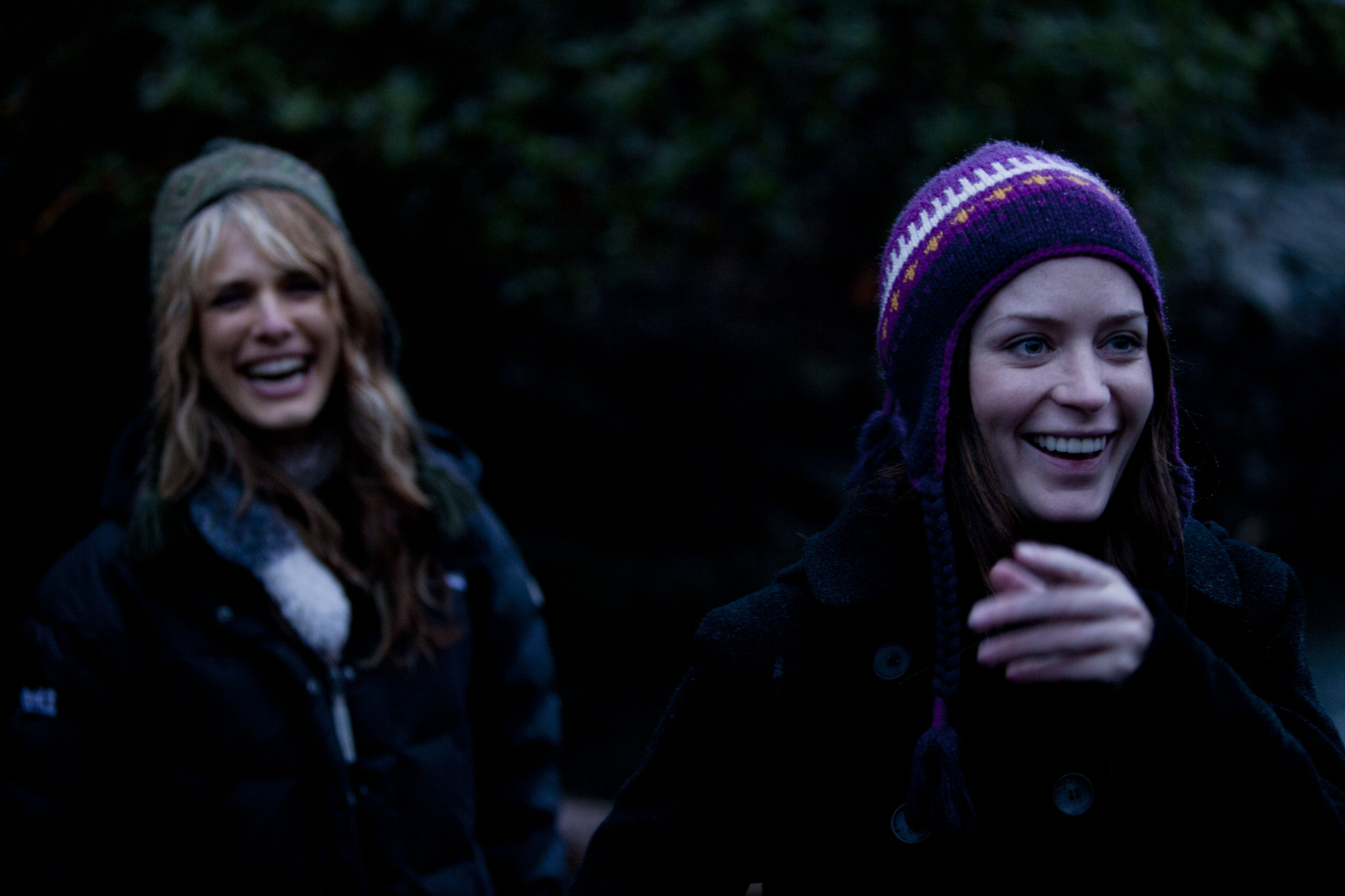 Lynn Shelton and Emily Blunt in Your Sister's Sister (2011)