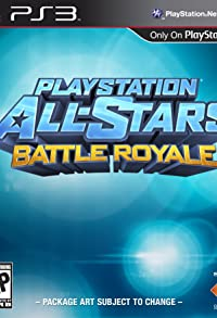 Primary photo for PlayStation All-Stars Battle Royale