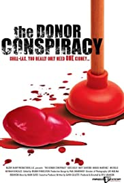 The Donor Conspiracy Poster
